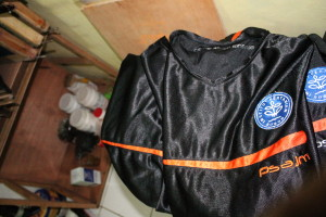 kaos tim futsal PSAJM IPB