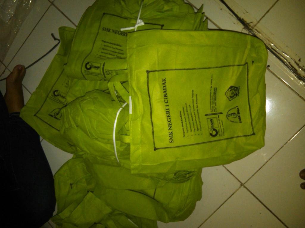 Hasil Produksi Goody Bag / Goodie Bag