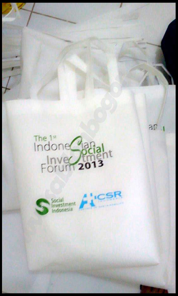 Goodie Bag Social Investment Indonesia