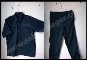 Celana dan kemeja kerja