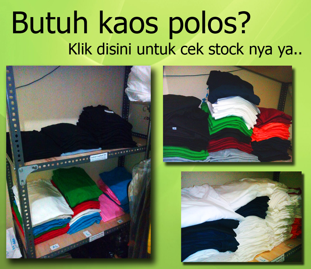 Customer Service Sablon Bogor