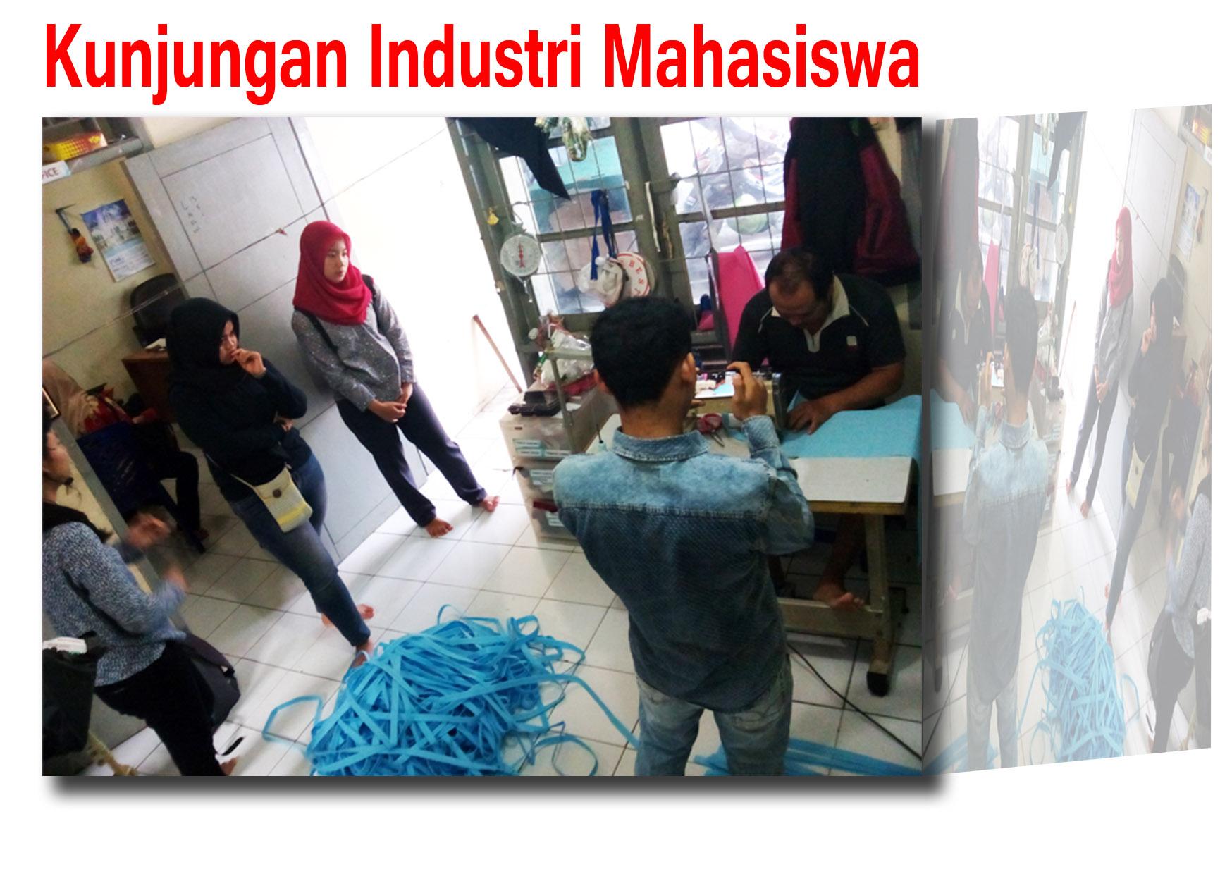 Kunjungan Industri Mahasiswa Diploma IPB Bogor